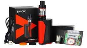 KIT GX350 com Atomizador TFV8 6ML- Smok