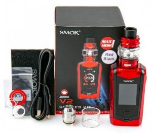 Kit Species 230w com tanque TFV8 Baby V2 - Smok