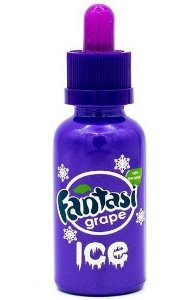 Liquido Fantasi - Grape Ice
