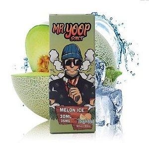 Líquido Yoop Vapor  Salt - Mr. Yoop - Melon ice