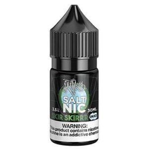 Líquido Ruthless Salt nicotine - Skir Skirrr Ice