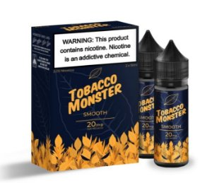Líquido  Tobacco Monster - Smooth