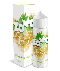 Líquido Zomo - My Apple Flower