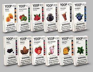 Pod Banana Tobacco compatível com Juul - Yoop Vapor