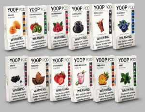 Pod Candy Fruit - Yoop Vapor