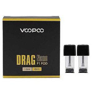 POD Drag Nano P1 Reposição - VOOPOO