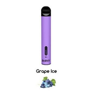 Pod descartável Fresky Cool - 600 Puffs - Grape Ice