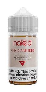 Líquido Naked 100 - Tobacco (American Patriots)