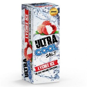 Líquido Ultra Cool Salt - Lychee Ice