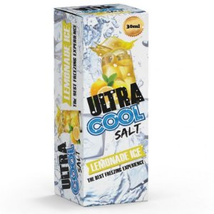 Líquido Ultra Cool Salt - Lemon Ice