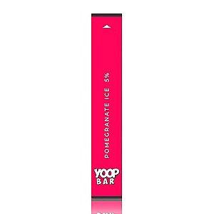 Pod descartável Yoop Bar - Pomegranate Ice