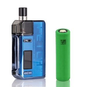 Combo Kit Pod Fetch Pro Com Bateria 18650 - Smok