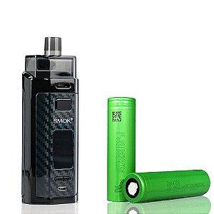 Combo Pod Kit RPM 160 Com 2 Baterias 18650 - Smok