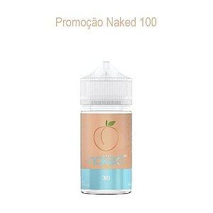 Promoção Líquido Naked 100 - Basic Ice - Peach
