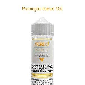 Promoção Líquido Naked 100 - Amazing Mango Ice