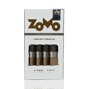 Pod Zomo Para Kit Z.Pod - Virginia Tobacco