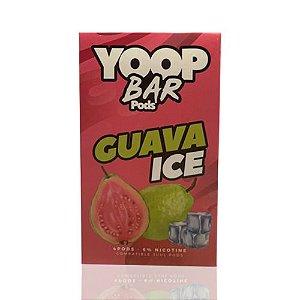 Yoop Bar Guava Ice - Compatíveis com Juul - Yoop Vapor