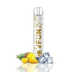 Pod descartável Quawins - 1000 Puffs - Vfun D2 - Pineapple Ice