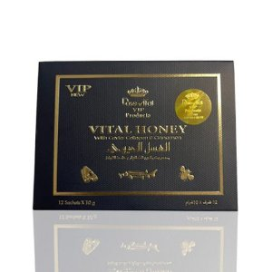 Mel Vital Honey - Estimulante Natural