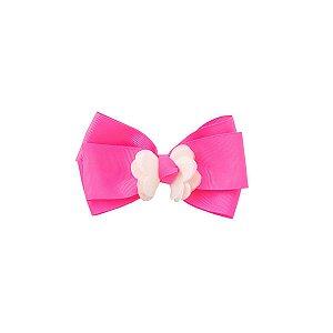 Laço Bico de Pato Pink