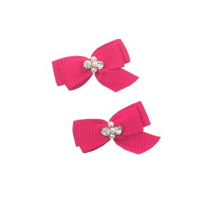 Kit Laço Bico de Pato Pink
