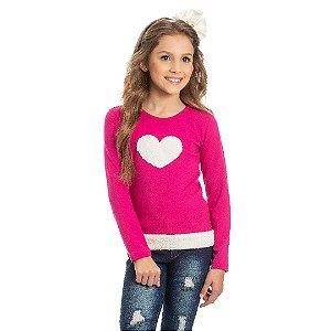 Blusa Cotton Rosa