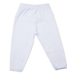 Calça Canelado Branco