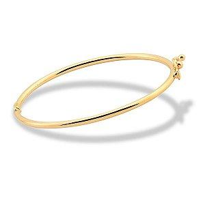 Bracelete Kids Folheado a Ouro