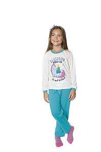 Pijama Meia Malha Sleeping