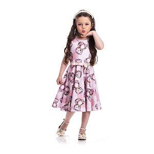 Vestido Ursa Princesa