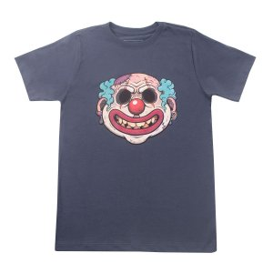 Camisa Meia Malha Ugly Chumbo