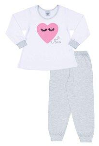 Pijama Coração