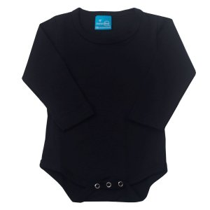 Body Cotton Ligth Preto