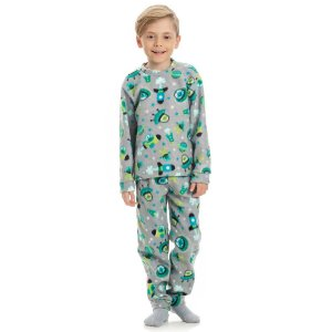 Pijama Soft Nave Espacial