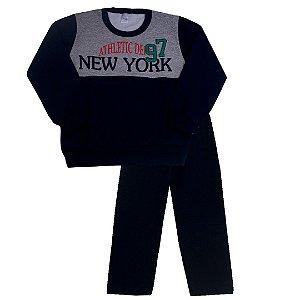 Conjunto New York Marinho
