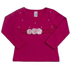 Blusa Fru Fru Pink