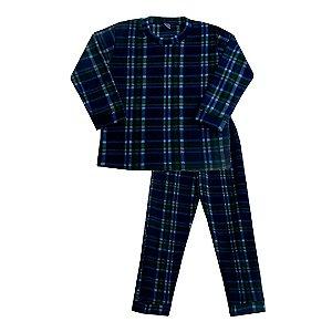 Pijama Soft Xadrez