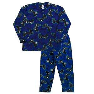 Pijama Soft Controle Remoto Royal