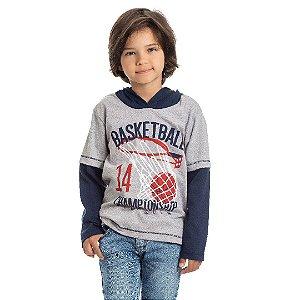 Camisa Basktball Championship Mescla
