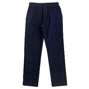 Calça Infantil Tecido Jeans