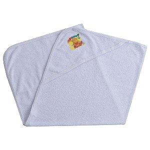 Toalha de Felpa Branca