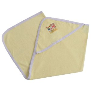 Toalha de Felpa Amarelo