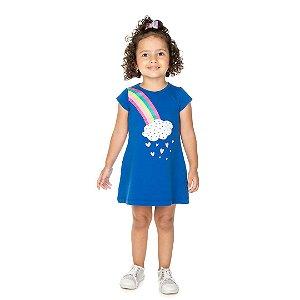 Vestido Rainbow Royal