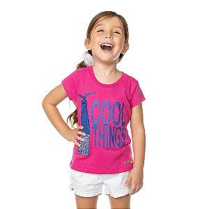 Blusa Cool Things Pink