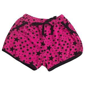 Shorts Estrela Pink