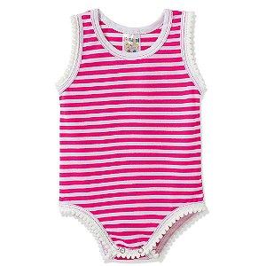 Body Regata Pink