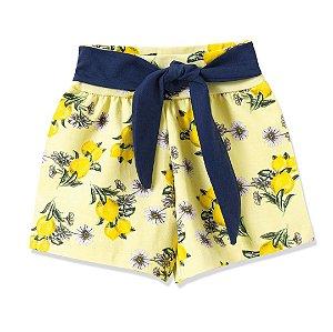 Shorts Amarradinho Amarelo