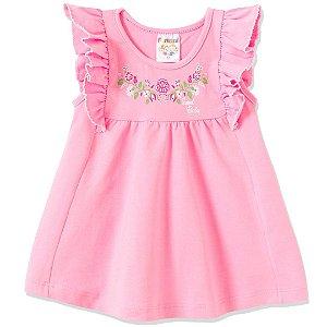 Vestido Sweet Baby Rosa