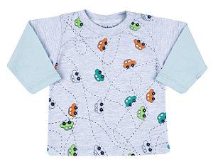 Camiseta Carrinhos Mescla