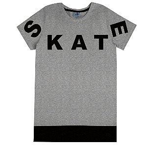Camiseta Skate Mescla